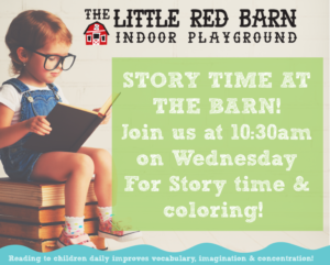 Story time & coloring