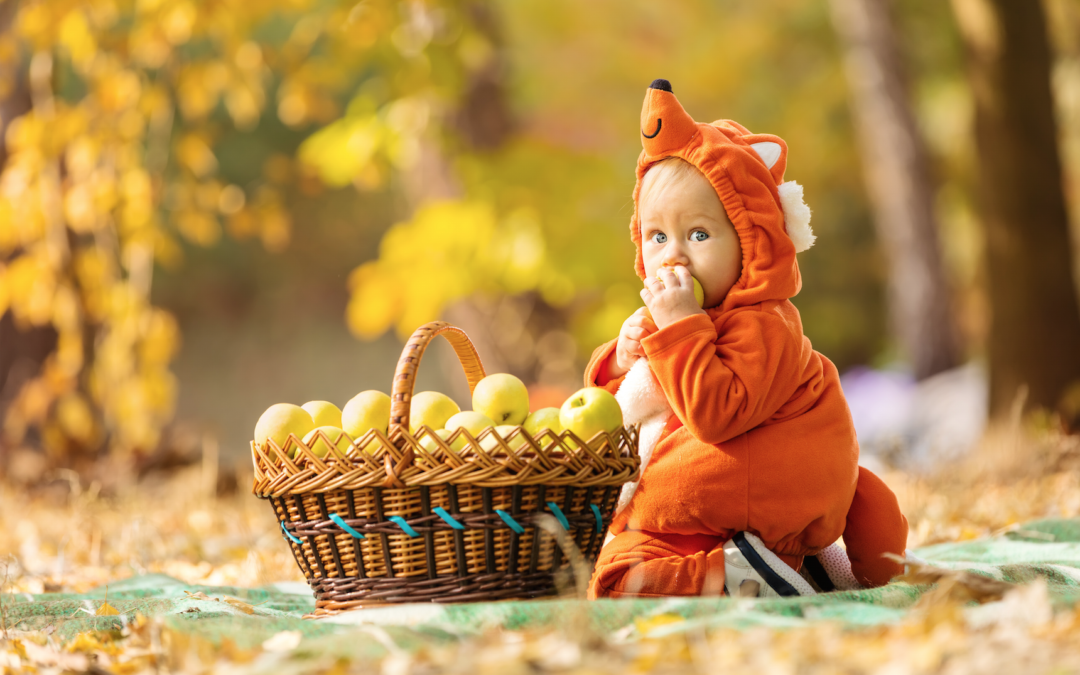 Fun Halloween treats made healthy!